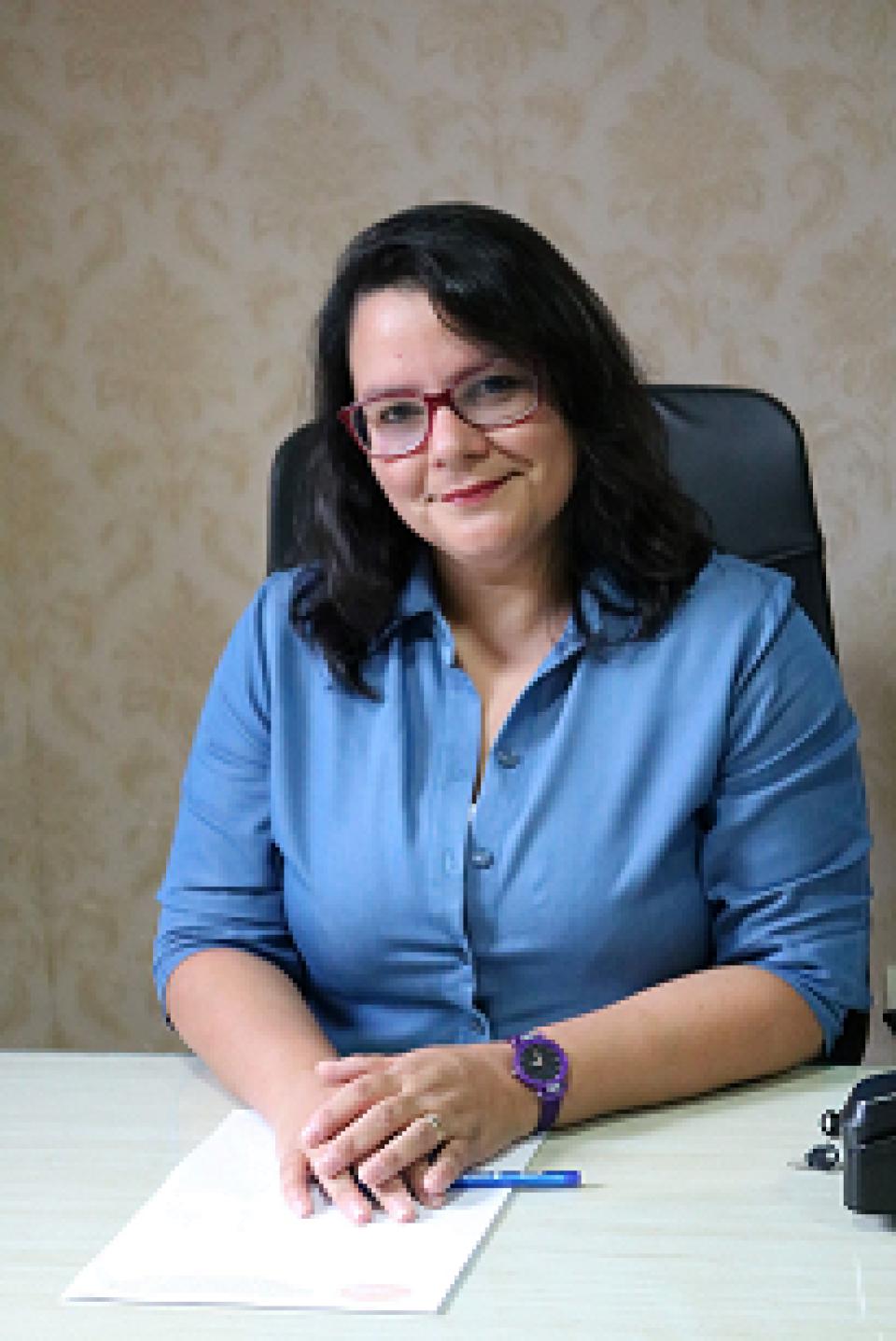Luciana de Carvalho Nogueira Albuquerque